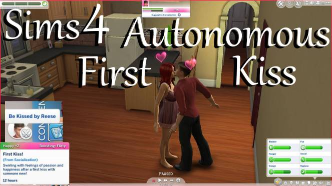 Autonomous First Kiss Thumbnail