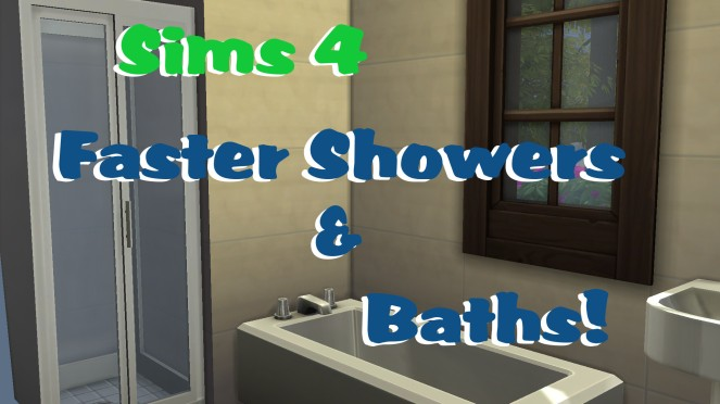 Faster Showers & Baths Thumbnail