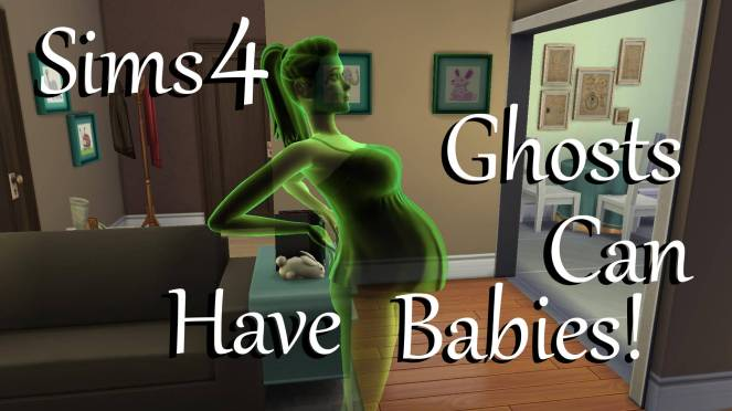 Ghosts Can Have Babies! Thumbnail