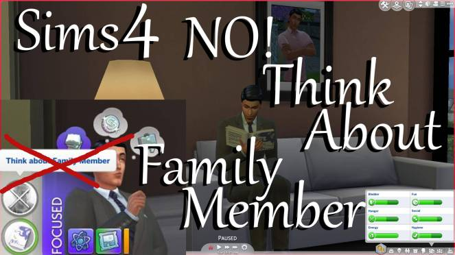 NO! Think About Family Member Thumbnail