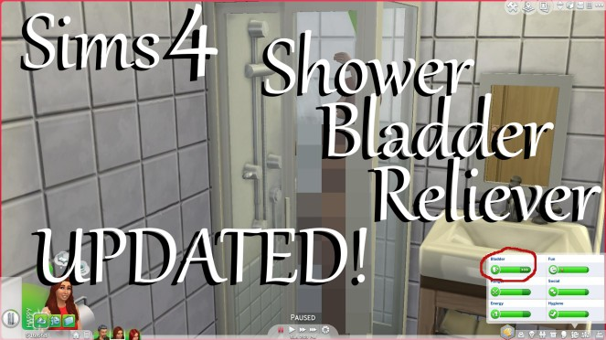 Shower Bladder Reliever Thumbnail