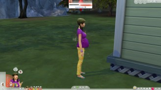 Sims 4: Pregnant Aging & Death PLUS Children & Toddlers!~Mod